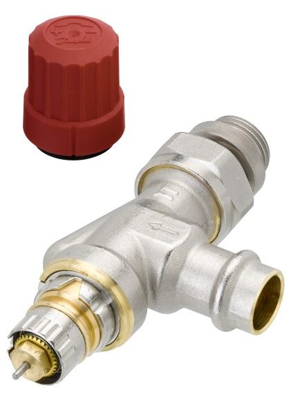 Danfoss Pressfit UK RA Eck-Spez15mm-1/2